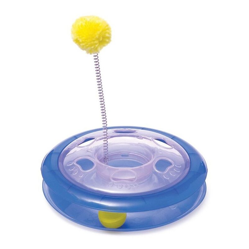 Ancol Pet Products Acticat Plastic Playground Cat Toy