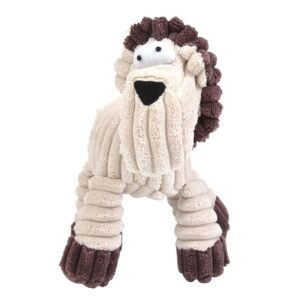 Animate Cream Cord Rope Horse Dog Toy