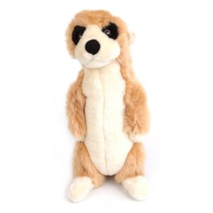Animate Meerkat Squeaky Dog Toy