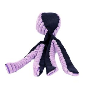 Animate Purple Long Legs Dog Throw Ball