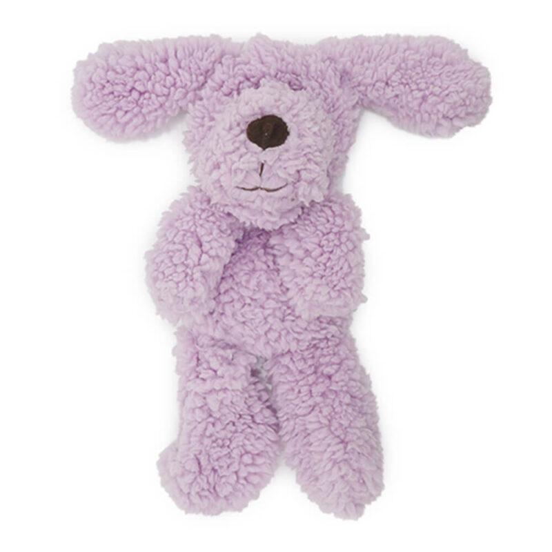 Aromadog Calm Fleece Flatty Dog Toy