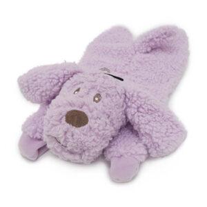 Aromadog Calm Fleece Laying Down Dog Toy