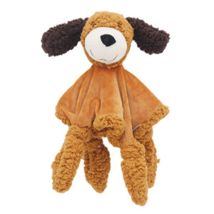 Aromadog Rescue Stuffingless Security Blanket Dog Toy