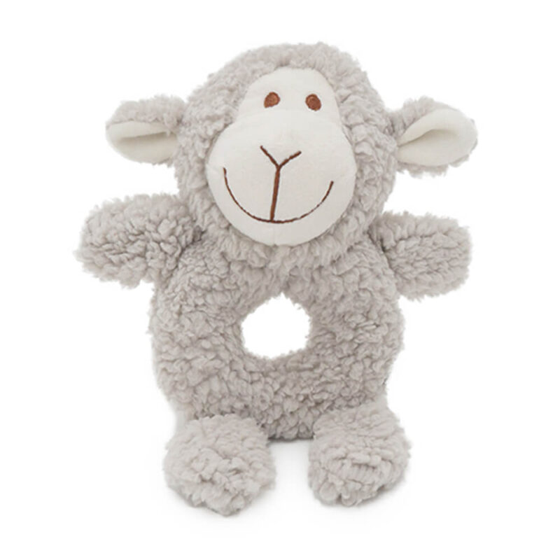 Aromadog Senior Fleece Ring Body Dog Toy