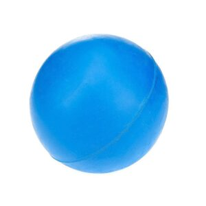 Classic Pet Products Solid Rubber Ball Dog Toy - Large Blue