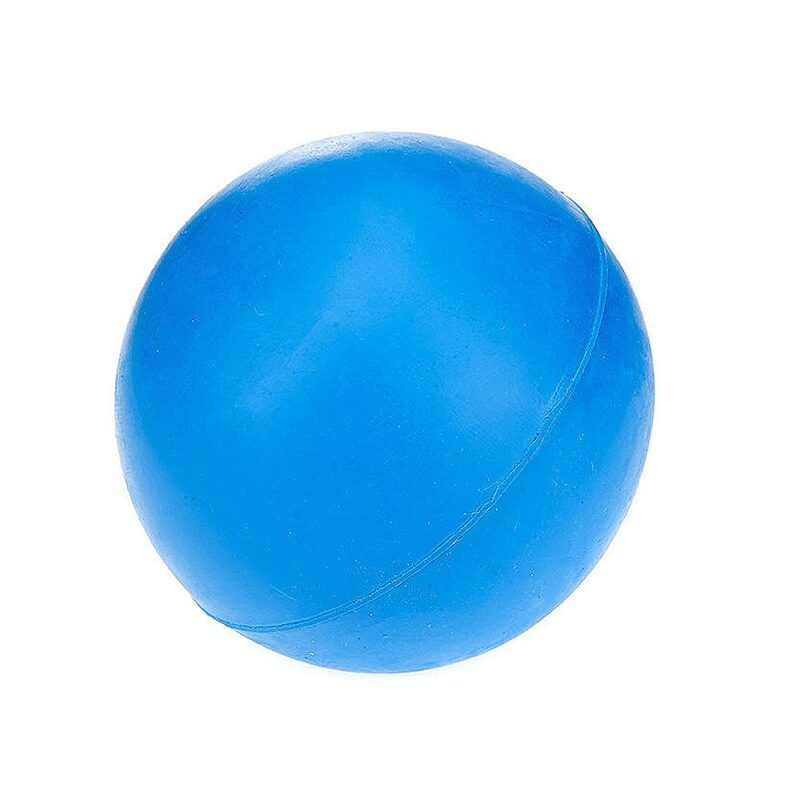 Classic Pet Products Solid Rubber Ball Dog Toy - Medium Blue