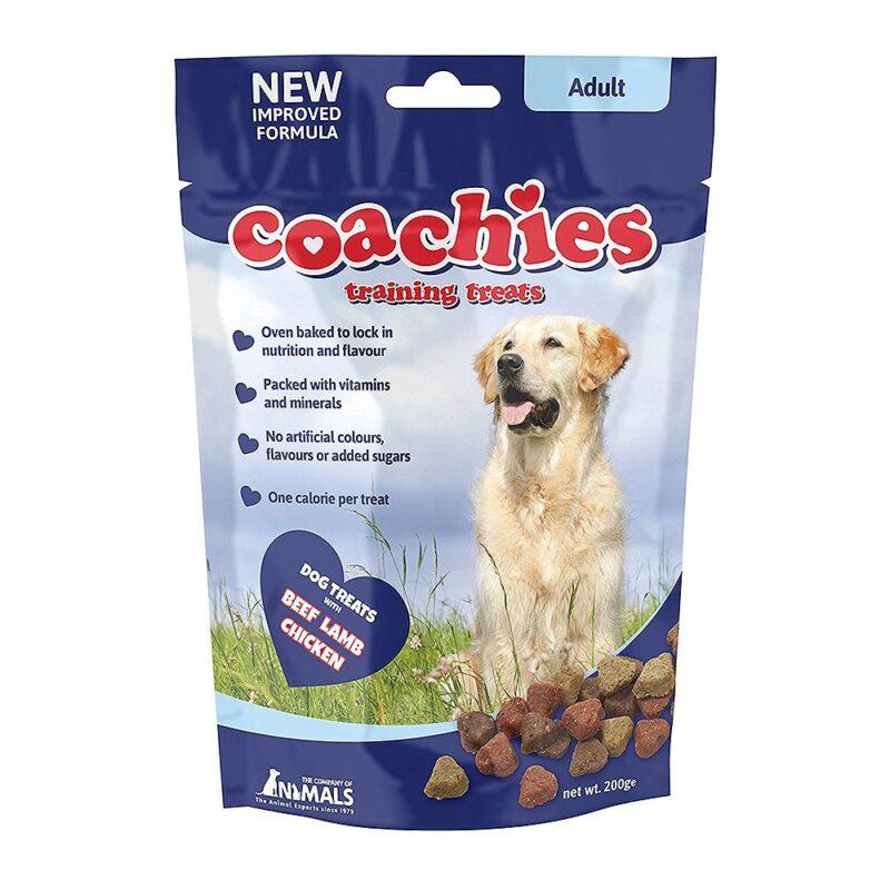 Coachies Dog Training Treats - Adult 200g