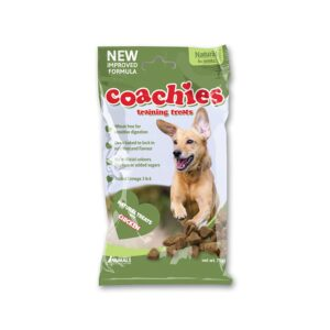 Coachies Dog Training Treats - Natural Wheat Free 75g