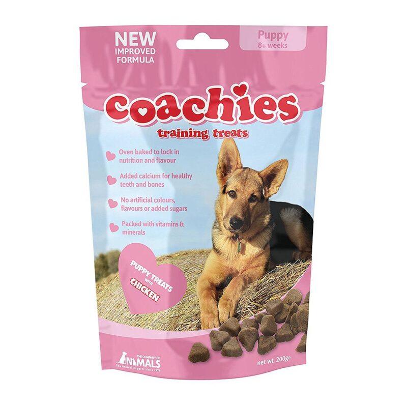 Coachies Dog Training Treats - Puppy 200g