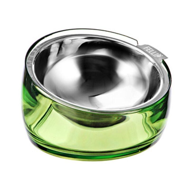 FelliPet Oblik Superb Pet Bowl - Medium Jade