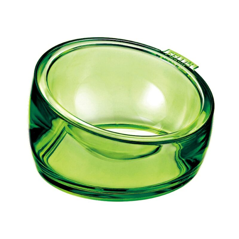 FelliPet Oblik Supreme Pet Bowl - Medium Jade