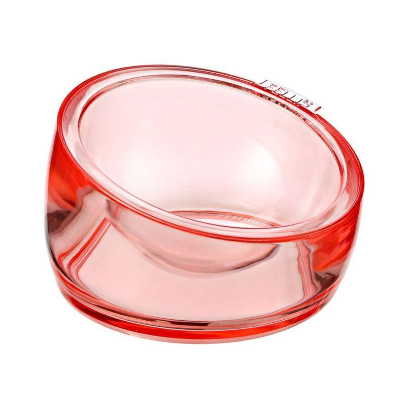 FelliPet Oblik Supreme Pet Bowl - Medium Ruby