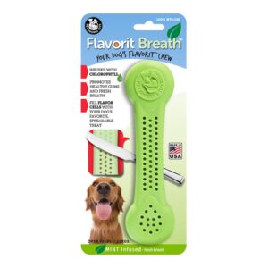 Flavorit Mint Flavoured Nylon Dog Bone Extra Large