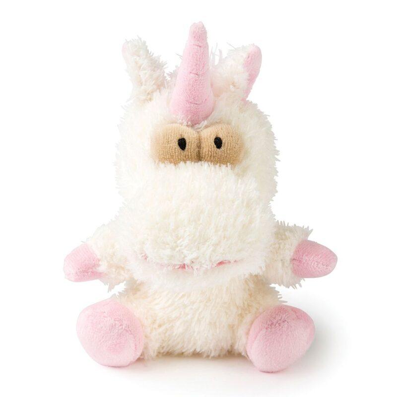 FuzzYard Electra Unicorn Plush Plush Dog Toy - Large