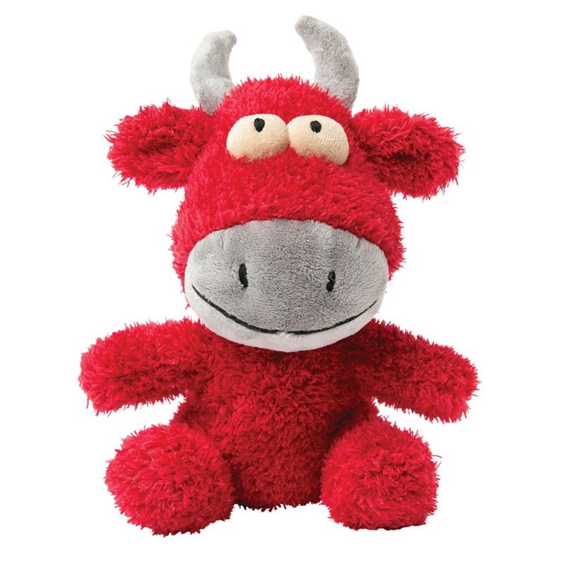 FuzzYard Jordan Bull Plush Dog Toy - Large