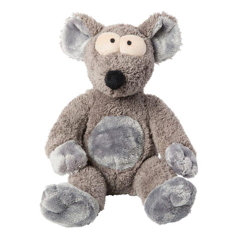 FuzzYard Scraps Rat Plush Dog Toy - Small