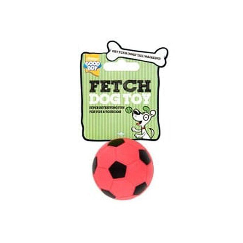 Good Boy Fetch Sports Football Dog Toy Small