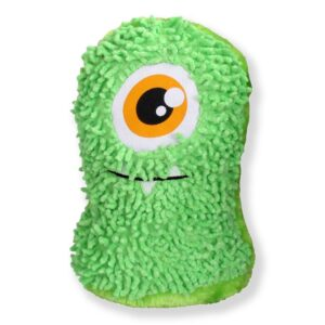 Good Boy Moppy Monster Giggler Dog Toy