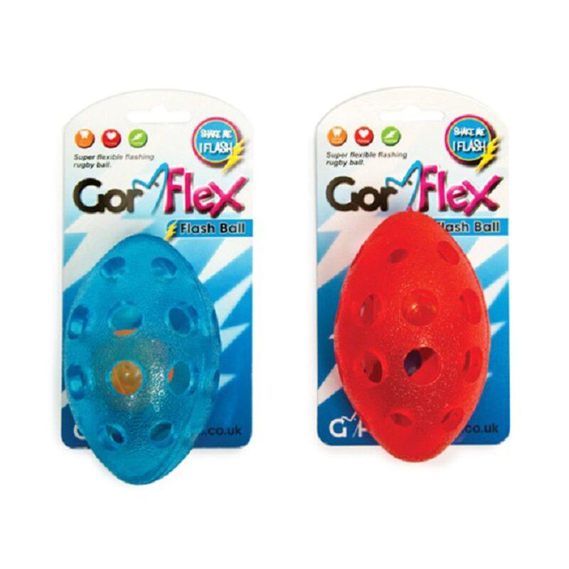Gor Flex Flash Ball Dog Toy