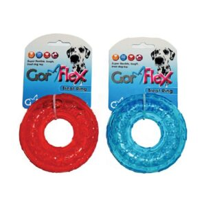 Gor Flex Treat Ring Dog Toy