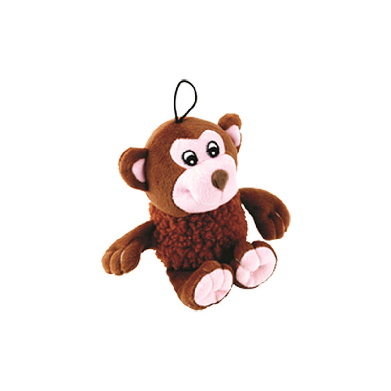 Gor Hugs Big Bunch Family Monkey Dog Toy