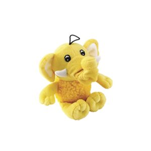 Gor Hugs Bunch Family Elephant Dog Toy