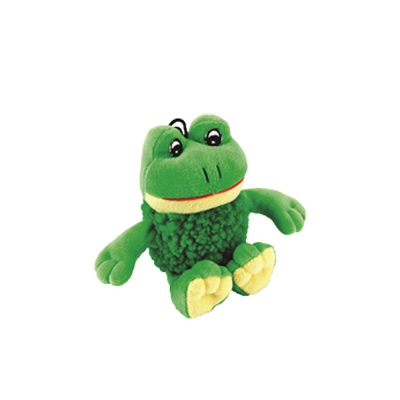Gor Hugs Bunch Family Frog Dog Toy