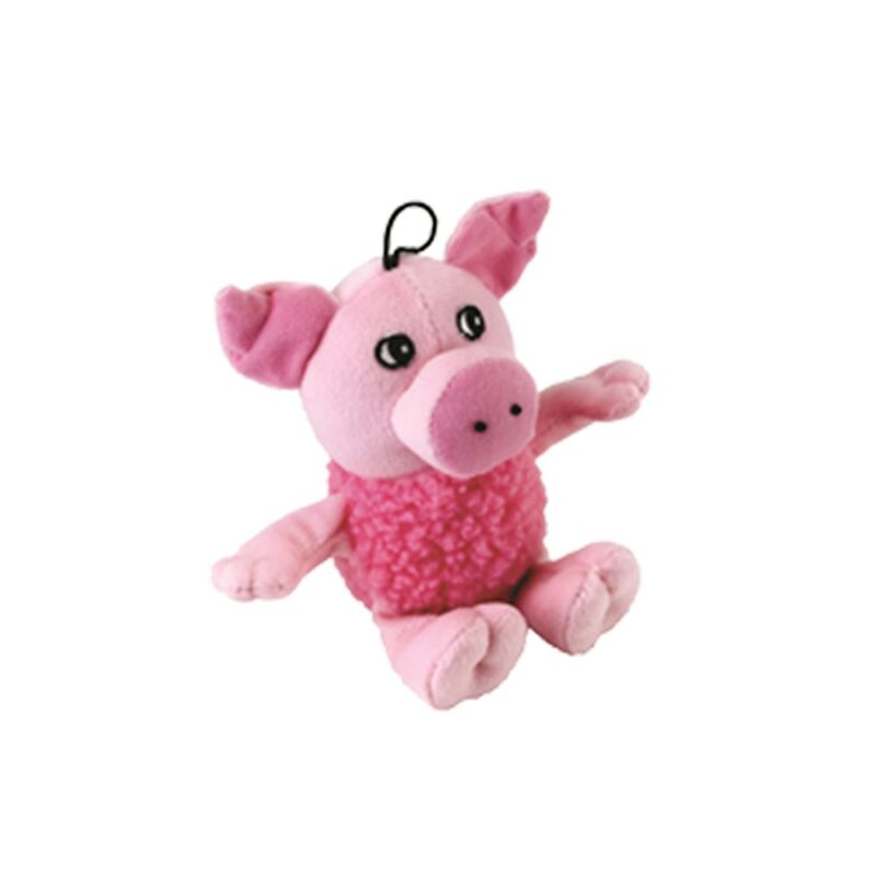 Gor Hugs Bunch Family Pig Dog Toy