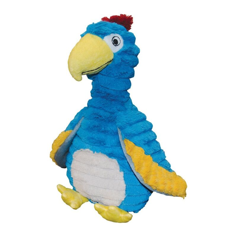 Gor Patchwork Pet Pastel Dodo the Bird Dog Toy 15 inch
