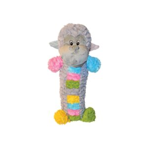 Gor Patchwork Pet Pastel Monkey Stick Dog Toy 20 inch