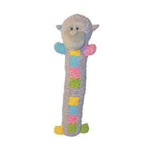 Gor Patchwork Pet Pastel Monkey Stick Dog Toy 35 inch