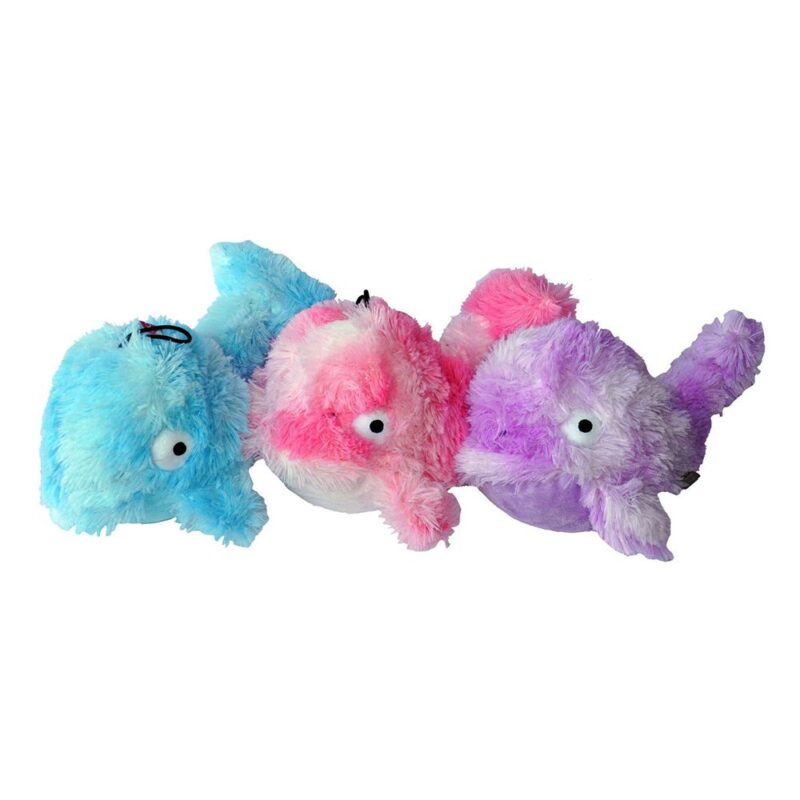 Gor Reef Baby Whale Dog Toy