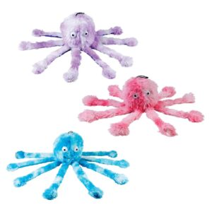 Gor Reef Big Daddy Octopus Dog Toy