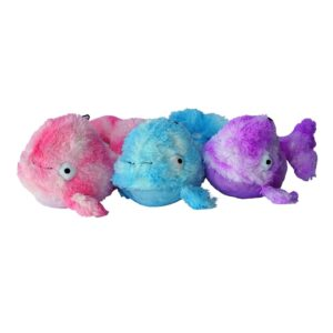 Gor Reef Mommy Whale Dog Toy