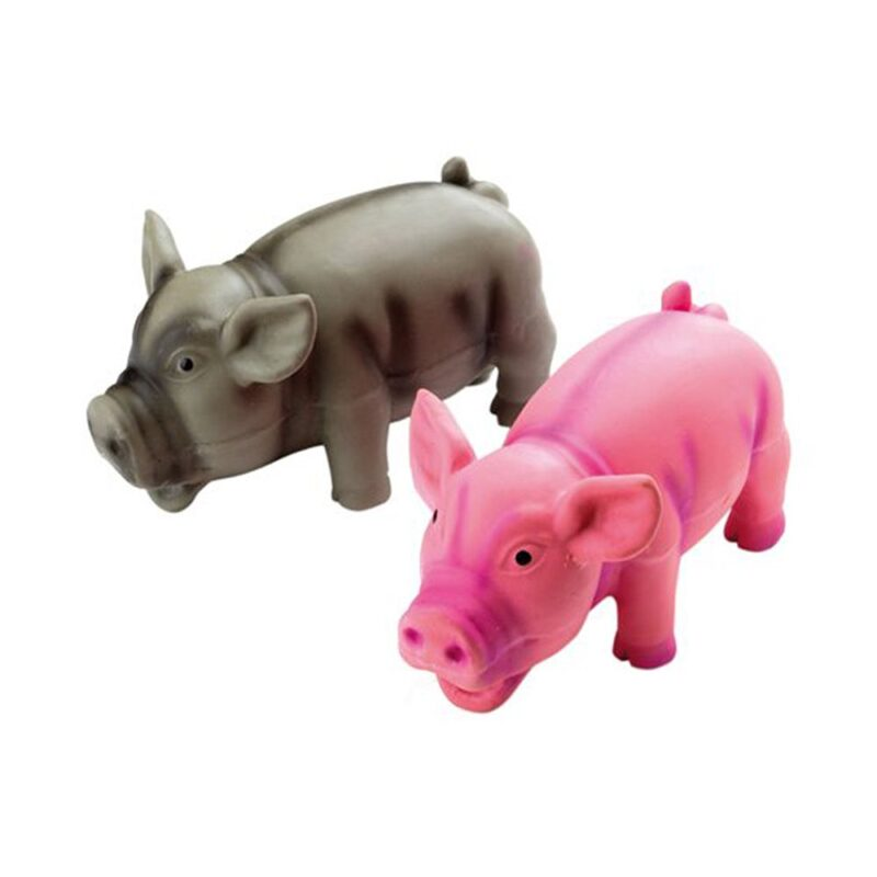 Gor Toons Mommy Honk Pig Dog Toy