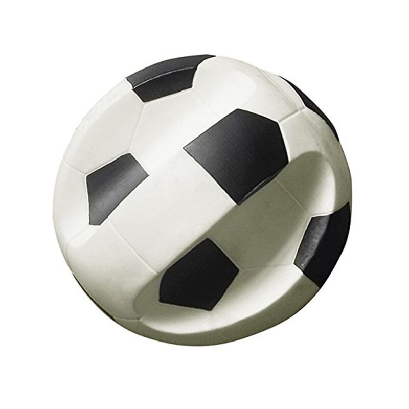 Gor Vinyl Super Soccer Ball Dog Toy