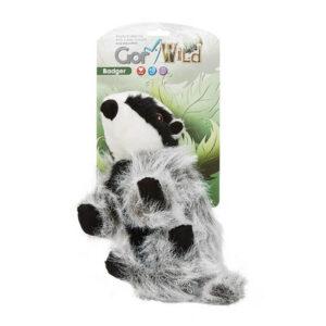 Gor Wild Badger Dog Toy