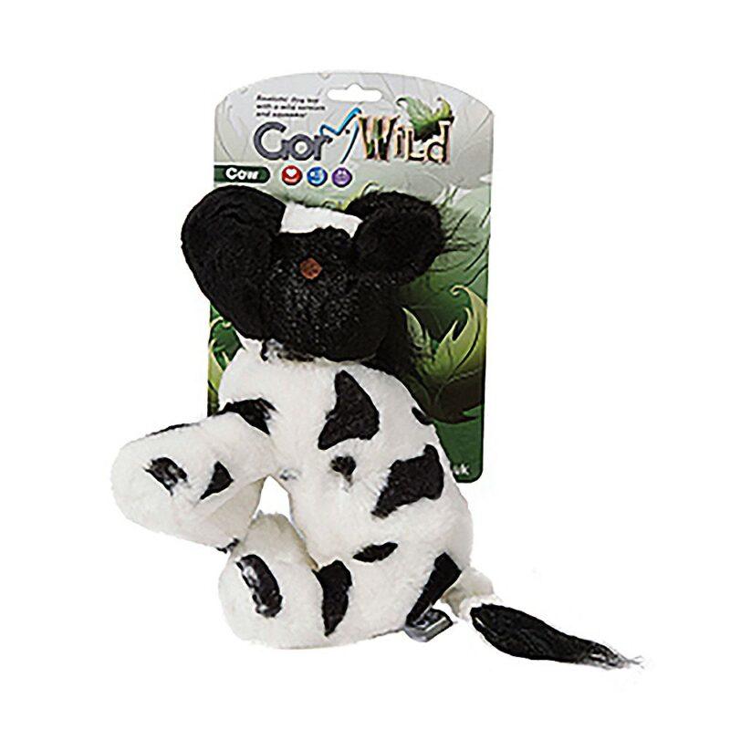 Gor Wild Cow Dog Toy