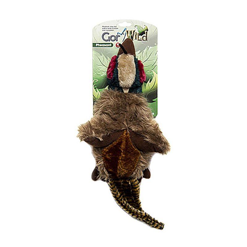 Gor Wild Pheasant Dog Toy
