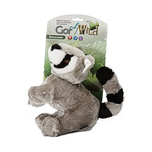 Gor Wild Raccoon Dog Toy