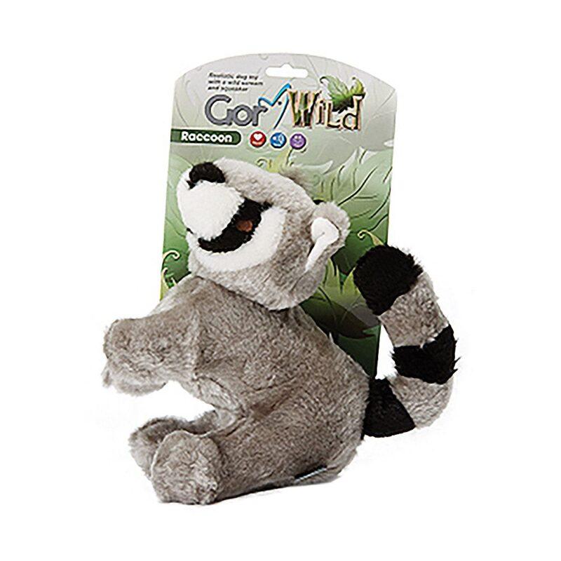Gor Wild Raccoon Dog Toy