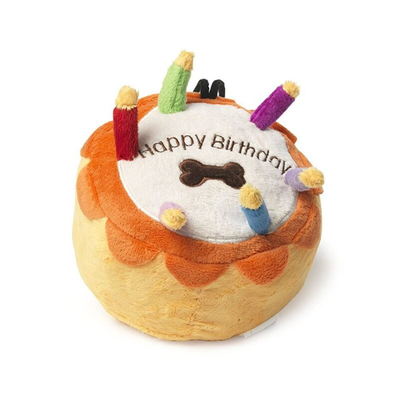 House of Paws Birthday Cake Large Dog Toy