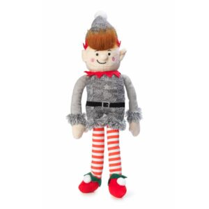 House of Paws Christmas Elf Non-Squeaky Dog Toy