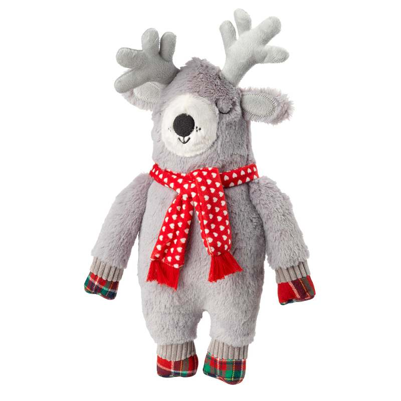House of Paws Christmas Jumbo Reindeer Dog Toy