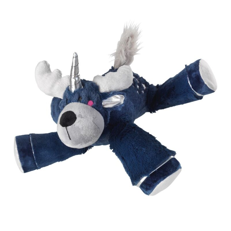 House of Paws Christmas Reindeer Unicorn Big Paws Starry Night Dog Toy