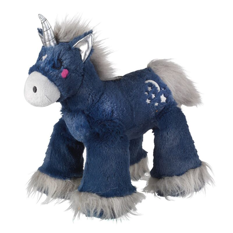 House of Paws Christmas Unicorn Big Paws Starry Night Dog Toy