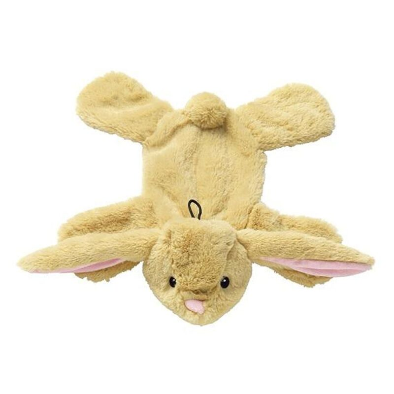 House of Paws Crinkle Noisy Paws Rabbit Dog Toy
