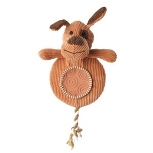 House of Paws Doggy Flatty Cord Dog Toy