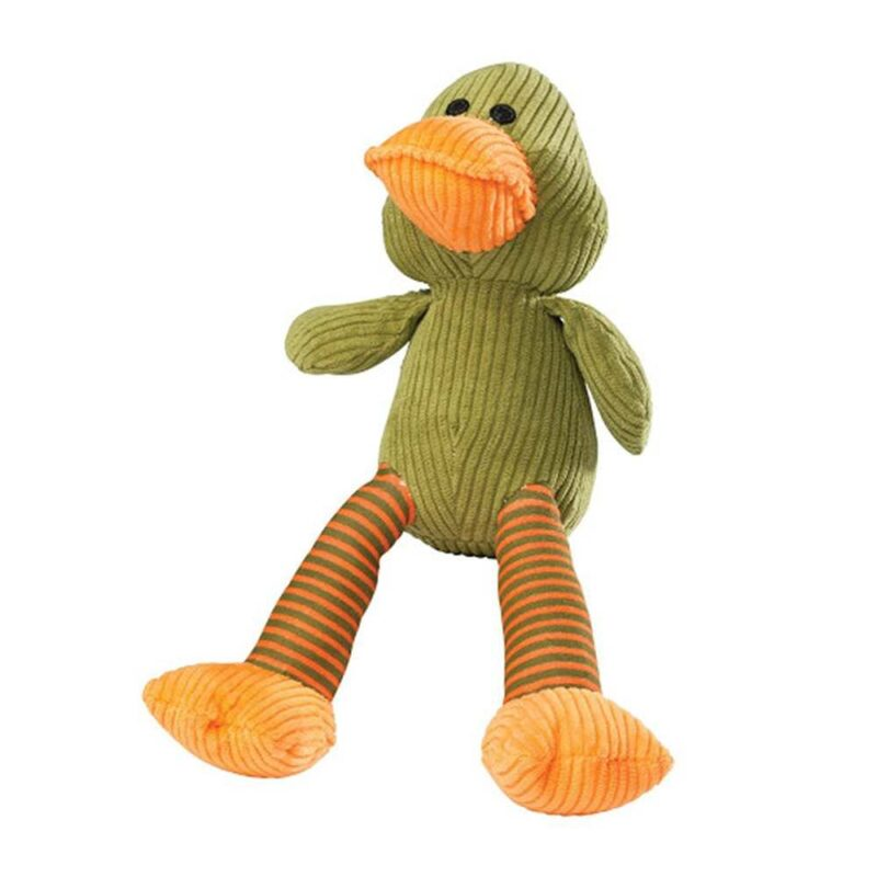 House of Paws Duck Squeaky Dog Toy