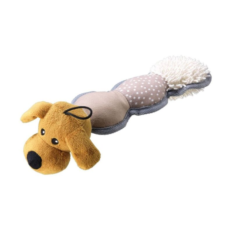 House of Paws Mixed Textured Plush Dog Dog Toy
